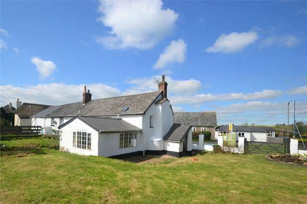 3 Bedrooms Cottage House for sale in BURRINGTON, Umberliegh, Devon