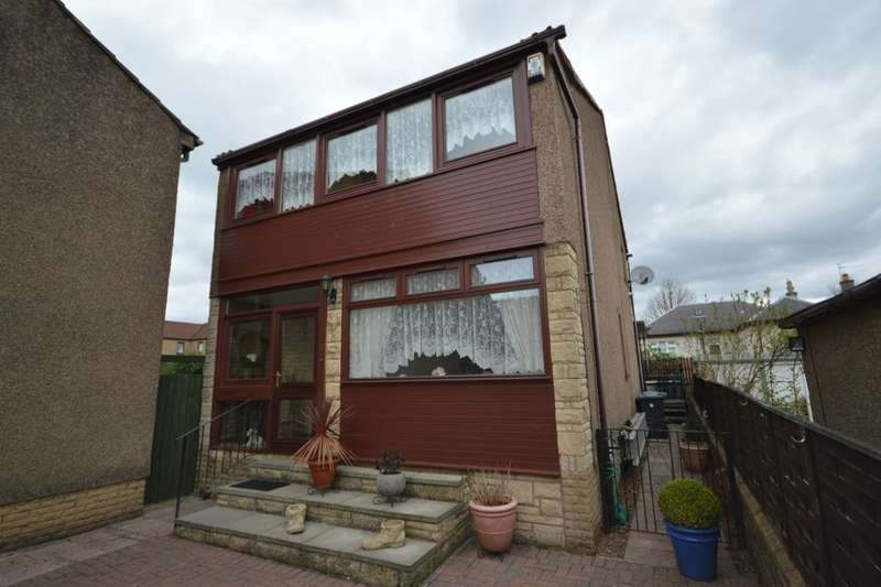 4 Bedrooms Detached House for sale in Cherry Bank, Dunfermline, KY12