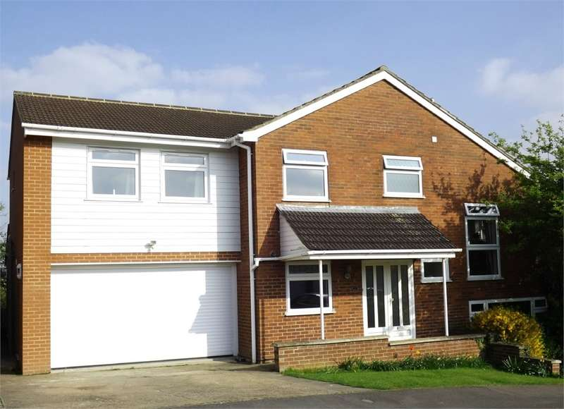 5 Bedrooms Detached House for sale in Eaton Ford, ST NEOTS
