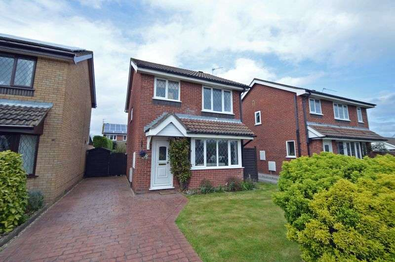 3 Bedrooms Detached House for sale in Not far from countryside walks on the edge of Clevedon