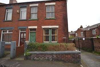 2 Bedrooms End Of Terrace House for sale in Hill Street, Springfield, Wigan, WN6 7EQ