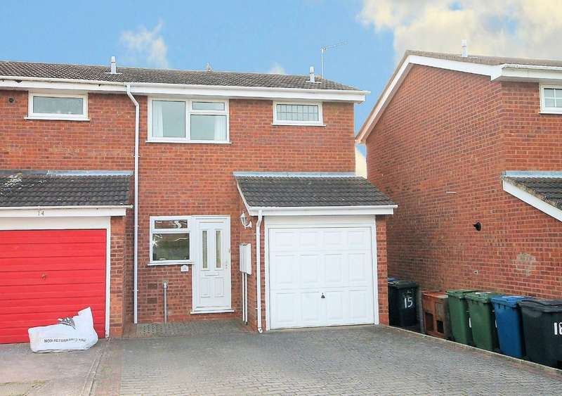 2 Bedrooms End Of Terrace House for sale in Lowforce, Wilnecote, Tamworth,B77 4LU