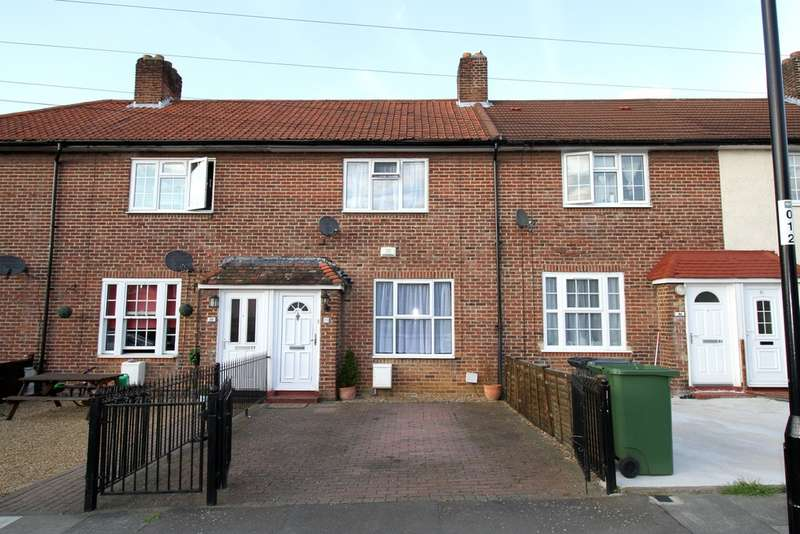 2 Bedrooms Terraced House for sale in Keedonwood Road, Bromley