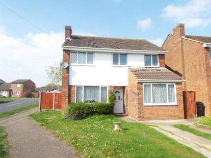 4 Bedrooms Detached House for sale in Paddock Close, Clapham, Bedford, Bedfordshire