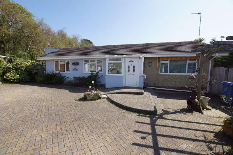 4 Bedrooms Detached Bungalow for sale in South Western Crescent, Whitecliff, Poole
