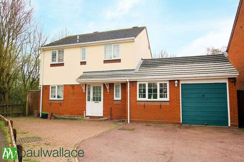 4 Bedrooms Detached House for sale in Benedictine Gate, Cheshunt