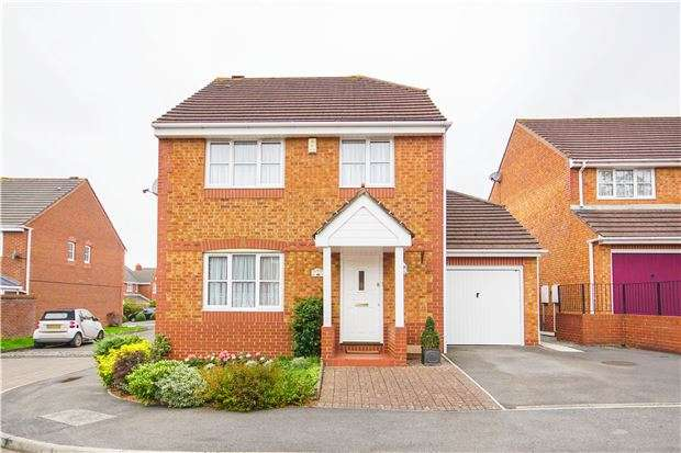 4 Bedrooms Detached House for sale in Mitchell Walk, Bridgeyate, BS30 5XY