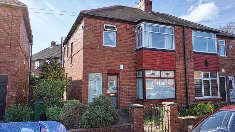 2 Bedrooms Flat for sale in BOSWORTH GARDENS Heaton