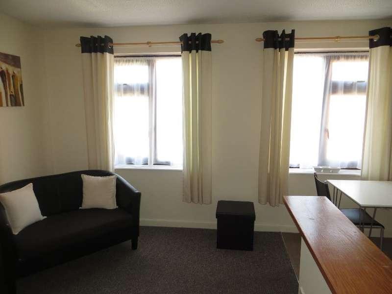 Studio Flat for sale in Alexandra Court, Beverley Road, Hull, HU5 1NL
