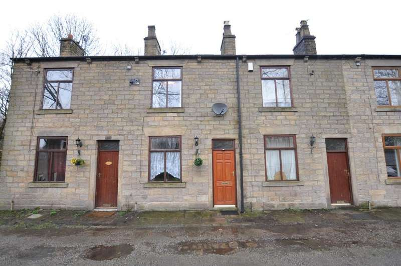 1 Bedroom Terraced House for sale in Wagner Street, Bolton, Greater Manchester, BL1 8BJ