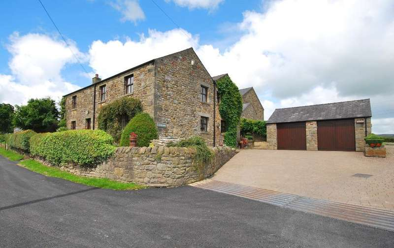 5 Bedrooms Detached House for sale in Church Street, Ribchester, Preston, Lancashire, PR3 3XS