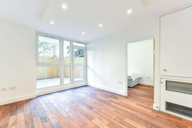 1 Bedroom Flat for sale in New Kent Road, London SE1