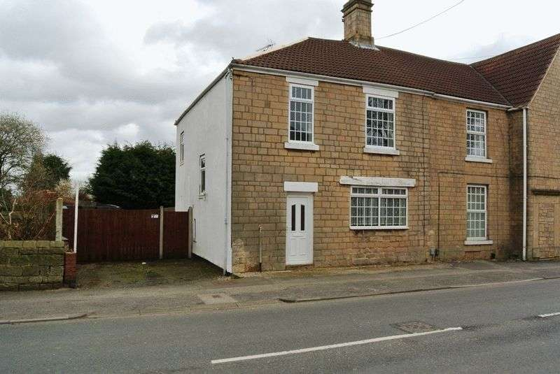 3 Bedrooms Semi Detached House for sale in Park Hall Road, Mansfield Woodhouse