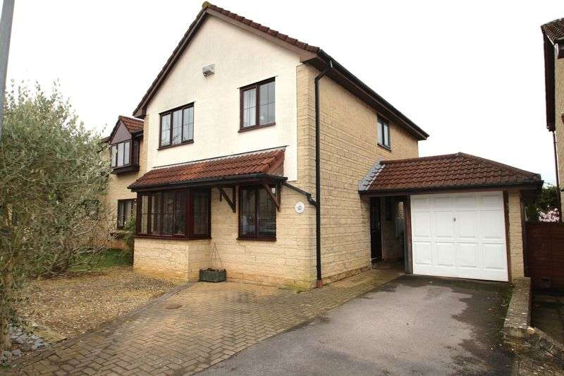 4 Bedrooms Detached House for sale in Colthurst Drive Hanham Bristol