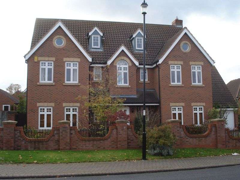 6 Bedrooms Detached House for sale in Eider Drive, Apley, Telford