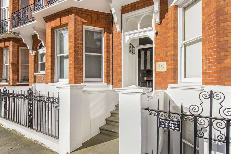 2 Bedrooms Flat for sale in Egerton Gardens, Knightsbridge, London, SW3