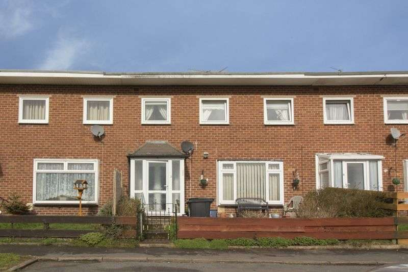 3 Bedrooms Terraced House for sale in Sheridan Close, Newport