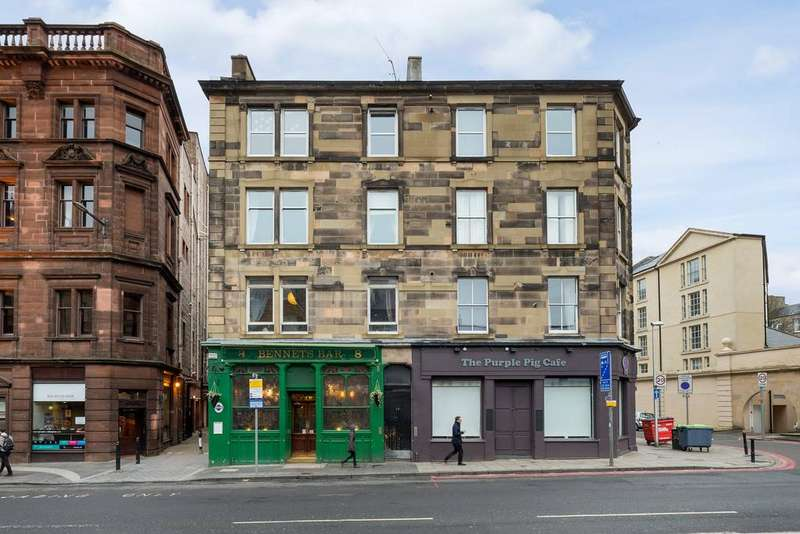 3 Bedrooms Flat for sale in 3F2, 10 Leven Street, Tollcross, EH3 9LG