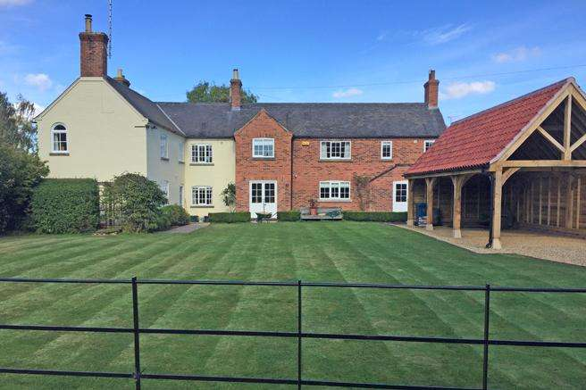 4 Bedrooms Detached House for sale in The Stables, Dawns Lane, Aslockton, Nottinghamshire NG13 9AD