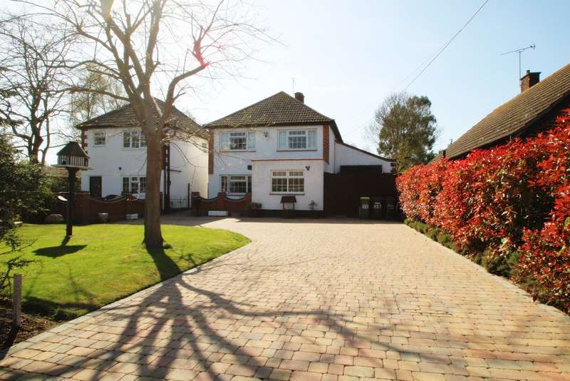 5 Bedrooms Detached House for sale in Little Wakering Road, Barling Manga