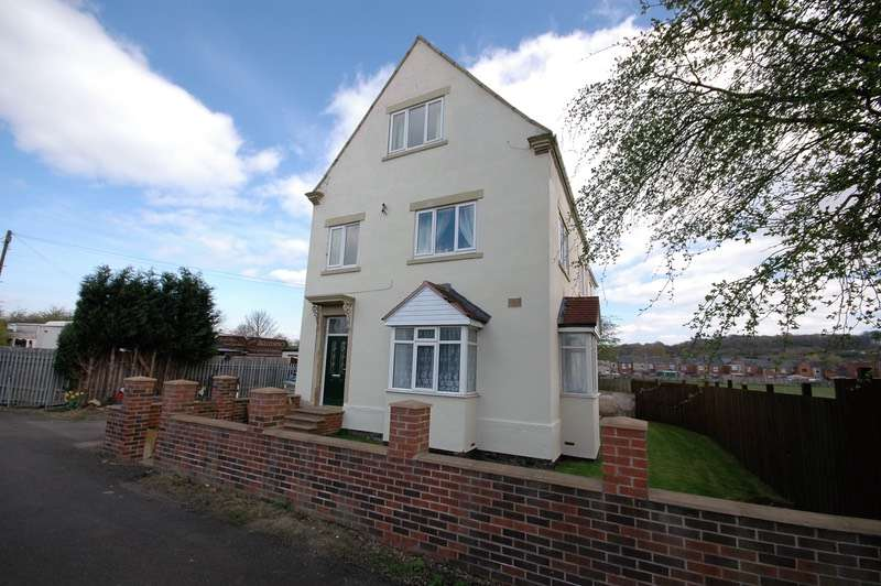 5 Bedrooms Detached House for sale in West Parade, Coxhoe, Durham, County Durham, DH6
