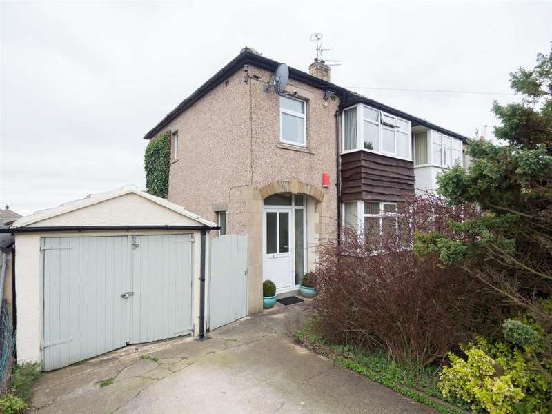 3 Bedrooms Semi Detached House for sale in Leeds Road, Eccleshill, Bradford BD2 3LD
