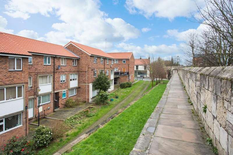 1 Bedroom Flat for sale in Leicester Way, York