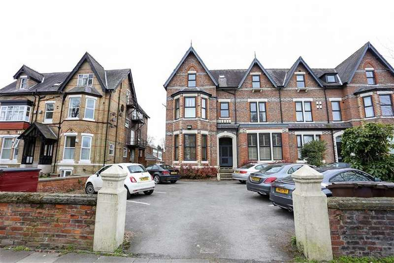 2 Bedrooms Flat for sale in Palatine Road, West Didsbury, Manchester