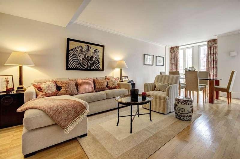 2 Bedrooms Flat for sale in Coleridge Gardens, Kings Chelsea,, London, SW10