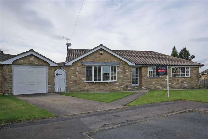 3 Bedrooms Detached Bungalow for sale in Richmond Holt, Harrogate, North Yorkshire