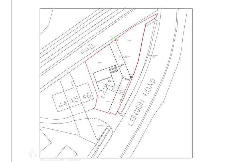 Land Commercial for sale in London Road, Pulborough