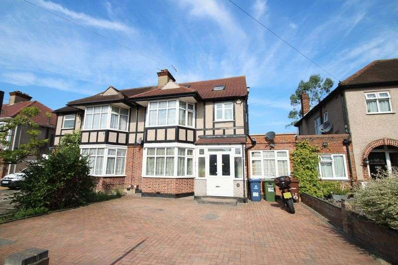 4 Bedrooms Semi Detached House for sale in Headstone Lane, North Harrow