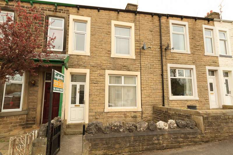 3 Bedrooms Terraced House for sale in Linden Road, Earby BB18