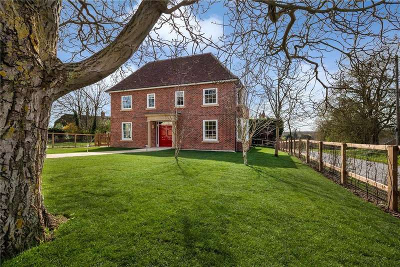 4 Bedrooms Detached House for sale in Turnpike Hill, Withersfield, Suffolk, CB9