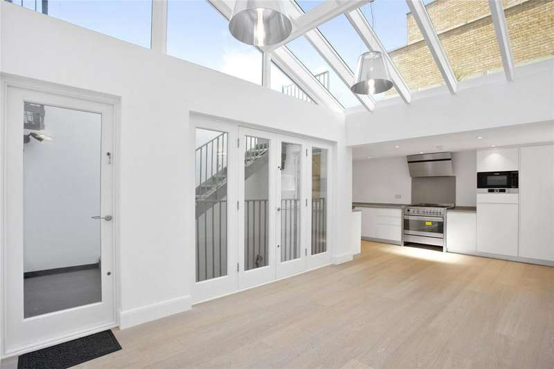 3 Bedrooms Unique Property for sale in Gloucester Avenue, Primrose Hill, London, NW1