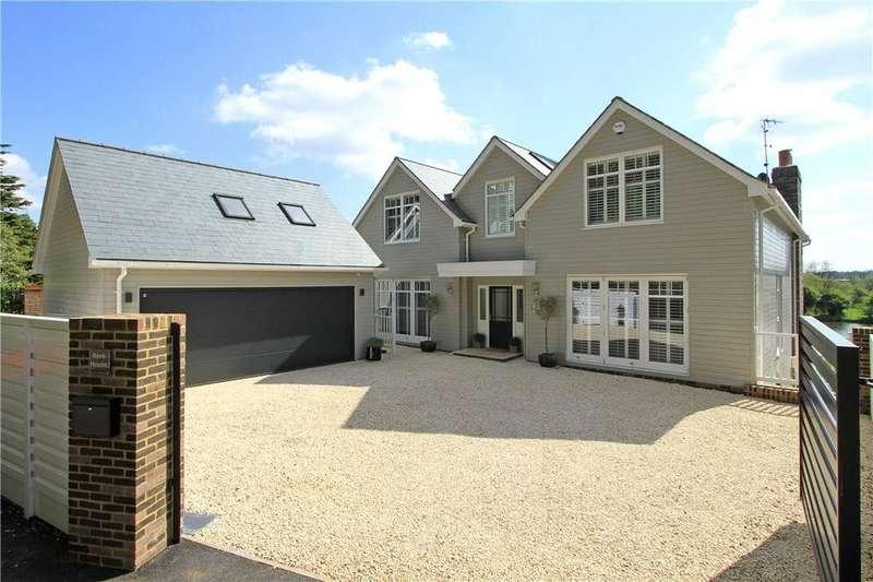 5 Bedrooms Residential Development Commercial for sale in The Warren, Caversham, Reading, Berkshire, RG4