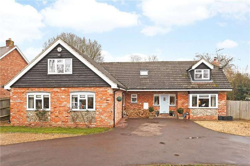 5 Bedrooms Detached House for sale in Aldworth Road, Upper Basildon, Reading, Berkshire, RG8