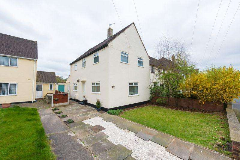 3 Bedrooms End Of Terrace House for sale in Norleane Crescent, Runcorn