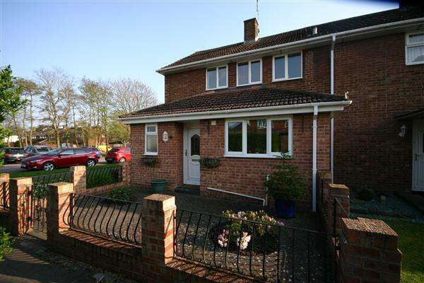 2 Bedrooms Terraced House for sale in Seacombe Green, Southampton