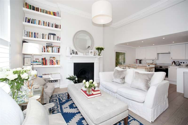 2 Bedrooms Flat for sale in Stanlake Road, Shepherd's Bush