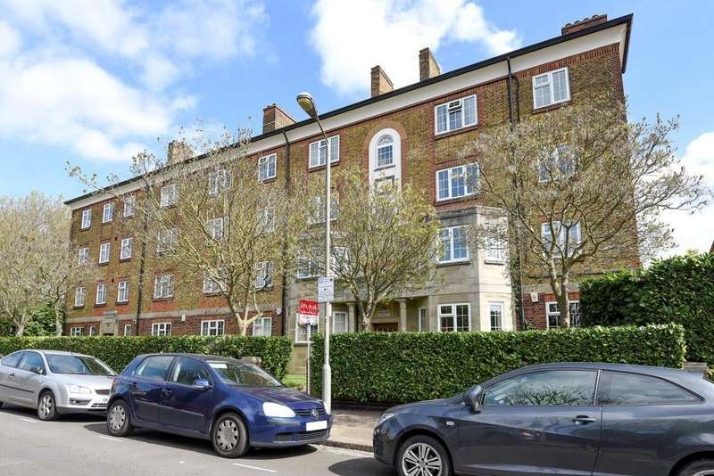 2 Bedrooms Flat for sale in Acuba House, Acuba Road, Earlsfield, SW18