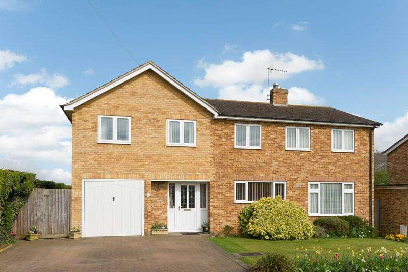 5 Bedrooms Detached House for sale in Walton Avenue, Twyford, Banbury