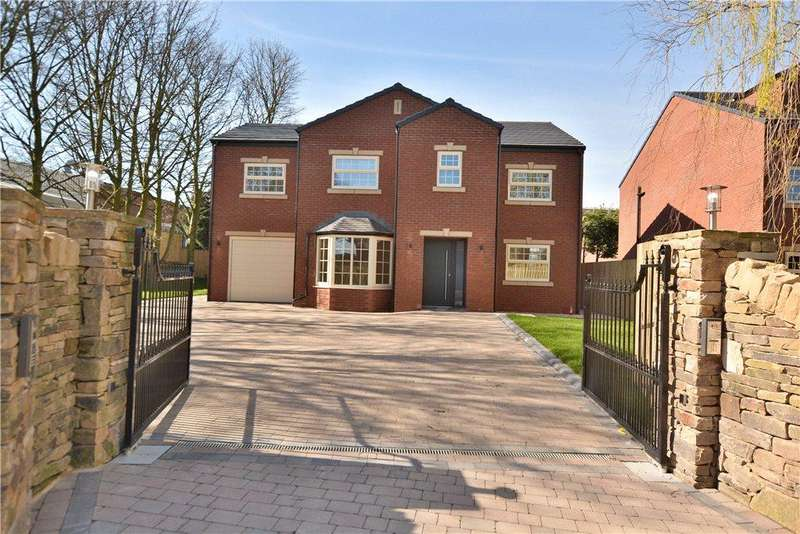 4 Bedrooms Detached House for sale in Plot 4, Willow Tree Gardens, Cross Lane, Birkenshaw
