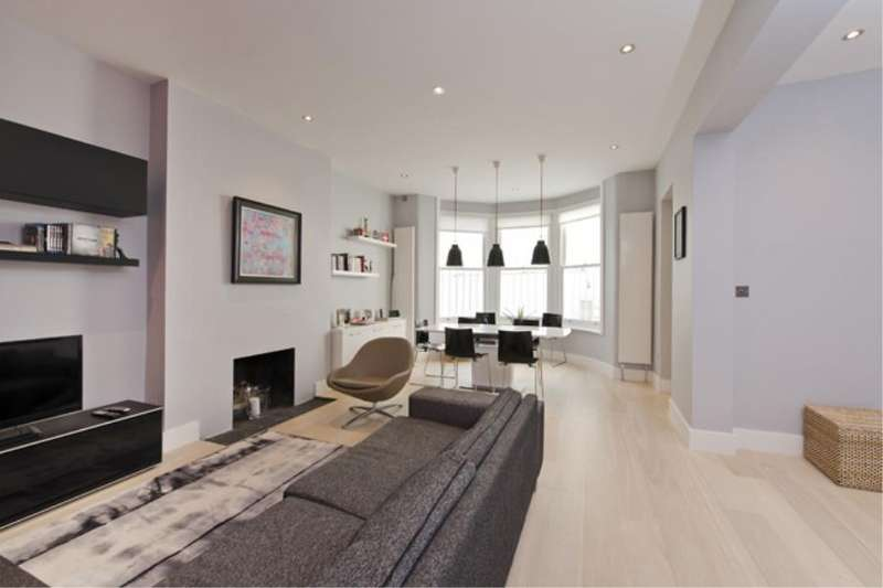 2 Bedrooms Flat for sale in Sinclair Road Brook Green W14