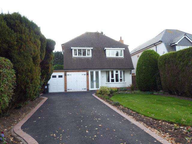 3 Bedrooms Detached House for sale in Edge Hill Road,Four Oaks,Sutton Coldfield