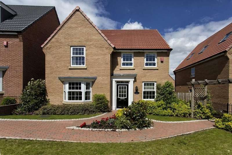 4 Bedrooms Detached House for sale in Frazier Avenue, Wakefield, West Yorkshire