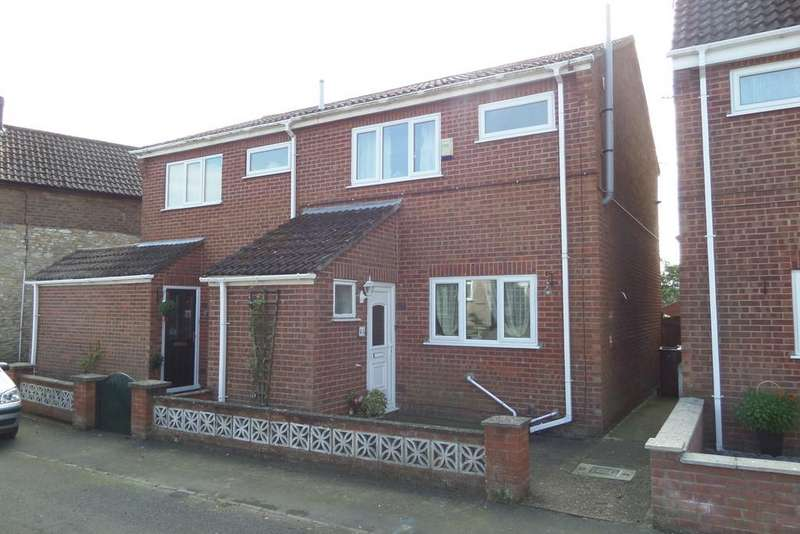 2 Bedrooms Semi Detached House for sale in Grove Street, Kirton In Lindsey