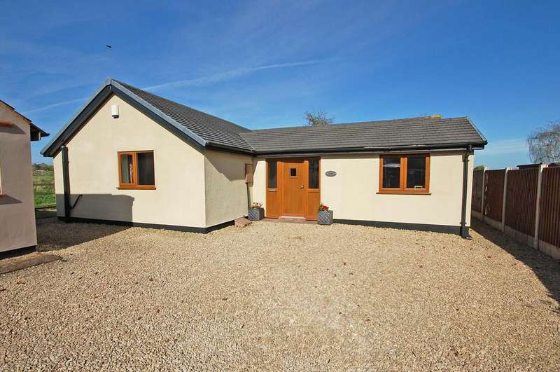 2 Bedrooms Detached Bungalow for sale in LANE GREEN ROAD, Codsall, Wolverhampton WV8