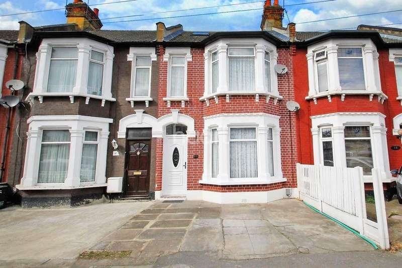 2 Bedrooms Terraced House for sale in Windsor Road, Ilford, Essex
