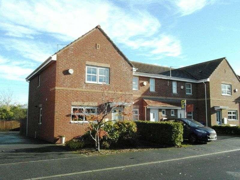 3 Bedrooms House for sale in Parkside Gardens, Widdrington - Three Bedroom Semi Detached House